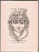 Clef des songes - Frans Masereel