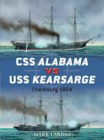 CSS Alabama Vs USS Kearsarge - Mark Lardas (ISBN 9781849084925)