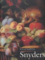 Frans Snyders - Susan Koslow, Amp, Irène Smets (ISBN 9789061533443)