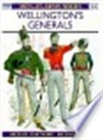 Wellington's Generals - Michael Barthorp (ISBN 9780850452990)