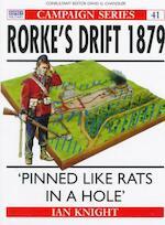Rorke's Drift, - Angus Konstam (ISBN 9781855325067)
