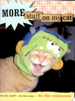More Stuff on My Cat - Mario Garza (ISBN 9780811862257)