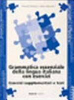 Grammatica Essenziale Della Lingua Italiana Con Esercizi - Unknown (ISBN 9788877154521)