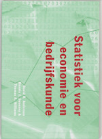 Statistiek voor economie en bedrijfskunde - D.R. Anderson, D.J. Sweeney, T.A. Williams (ISBN 9789052612508)