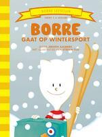Borre gaat op wintersport - Jeroen Aalbers (ISBN 9789089220400)