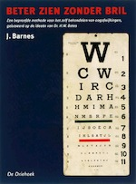 Beter zien zonder bril - Jonathan Barnes (ISBN 9789060306833)