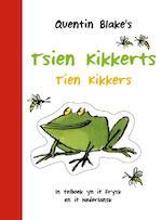Tsien Kikkerts - Tien Kikkers - Quentin Blake (ISBN 9789062738632)