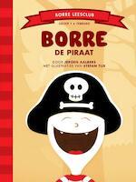 Borre de piraat - Jeroen Aalbers (ISBN 9789089220240)