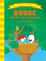 Borre bouwt een boomhut - Jeroen Aalbers (ISBN 9789089220103)
