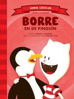 Borre en de pinguin - Jeroen Aalbers (ISBN 9789089220202)