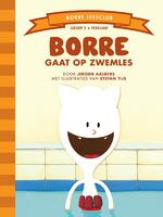 Borre gaat op zwemles - Jeroen Aalbers (ISBN 9789089220264)