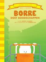 Borre doet boodschappen - Jeroen Aalbers (ISBN 9789089220387)