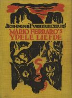 Mario Ferraro's ijdele liefde - Johan Fabricius (ISBN 9789025863357)