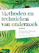 Methoden en technieken van onderzoek, 7e editie met MyLab NL toegangscode - Mark Saunders, Philip Lewis, Adrian Thornhill (ISBN 9789043032612)