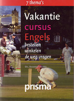 Vakantiecursus Engels - Rosanna Colicchia (ISBN 9789049106812)