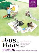 Vos en Haas doeboek - Het grote teken, schrijf- en telboek - Sylvia Vanden Heede, Tjong-Khing The (ISBN 9789401435666)