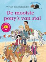 De mooiste pony's van stal - Vivian den Hollander