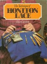 The technique of Honiton lace - Elsie Luxton (ISBN 9780713416145)