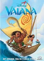 Vaiana - Walt Disney (ISBN 9789047804307)
