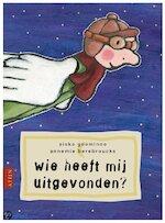 Wie heeft mij uitgevonden ? - Siska Goeminne (ISBN 9789059330528)