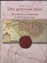 Drie generaties Adan - Martijn Storms (ISBN 9789061940401)