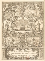 Histoire critique des dogmes et des cultes, bons & mauvais, qui ont été dans l'eglise depuis Adam jusqu'à Jesus-Christ - Pierre Jurieu