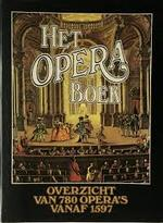Het opera boek - Unknown (ISBN 9789010029072)
