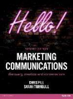 Marketing Communications - Chris Fill (ISBN 9781292092614)