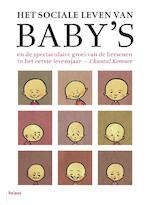 Het sociale leven van baby's - Chantal Kemner (ISBN 9789460033414)