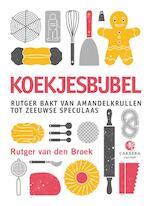 Koekjesbijbel - Rutger van den Broek (ISBN 9789048842841)