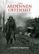 De slag om de Ardennen - Simon Forty, Leo Marriott (ISBN 9789463290074)