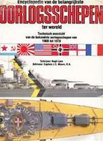 Encyclopedie van de belangrijkste oorlogsschepen ter wereld - Hugh Lyon, J.E. Moore, J.A. Westerweel (ISBN 9789002139000)