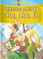 Geheimagent Nul Nul K - Geronimo Stilton (ISBN 9789085920816)