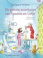 De gekste avonturen van Tommie en Lotje - Jacques Vriens (ISBN 9789000329441)