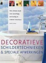 Decoratieve schildertechnieken en speciale afwerkingen