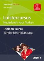 Luistercursus Nederlands voor Turken - Willy Hemelrijk (ISBN 9789049106669)