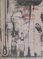 Jim Dine prints, 1970-1977 - Jim Dine, Tara Devereux, Williams College. Museum of Art (ISBN 9780500271032)
