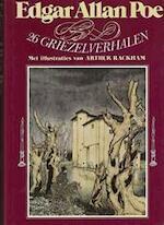26 griezelverhalen - Edgar Allan Poe, Arthur Rackham, Simon Vestdijk (ISBN 9789060451823)