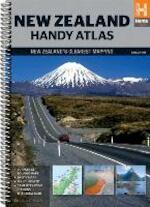 New Zealand Handy Atlas 1 : 434.000 - (ISBN 9781877302930)
