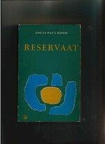 Reservaat