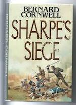 Sharpe's siege - Bernard Cornwell (ISBN 9780002214315)