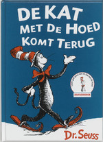 De kat met de hoed komt terug - Dr. Seuss, Seuss (ISBN 9789025739935)