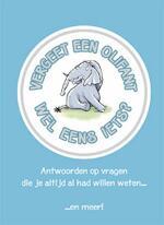 Vergeet een olifant wel eens iets? - Guy Campbell, Vitataal (ISBN 9789055138289)