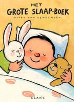 Clavisjes Het grote slaapboek - Guido Van Genechten (ISBN 9789044814422)