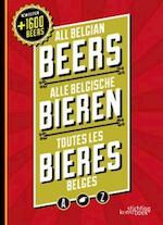 All Belgian beers, toutes les bières belges, Alle Belgische Bieren