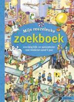 Mijn reuzeleuke zoekboek - Lila-l. Leiber (ISBN 9789044743494)