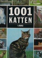 1001 katten - Philippe Coppé, Geertje Karsten, Renske de Boer (ISBN 9789036610483)