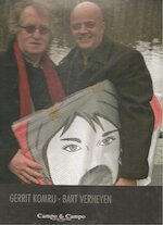 Luchtdicht verpakt - Gerrit Komrij, Bart Verheyen (ISBN 9789081148511)