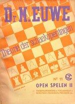 Theorie der schaakopeningen no. 11. open spelen II