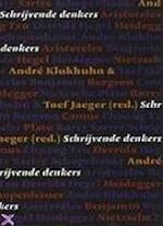 Schrijvende denkers - André [red.] Klukhuhn, Toef Jaeger (ISBN 9789029525299)